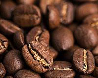 image of Medium-dark roast coffee beans