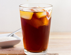 image of cold brewed coffee