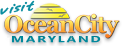 Visit Ocean City, Maryland Logo
