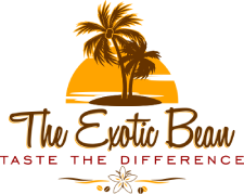 The Exotic Bean logo
