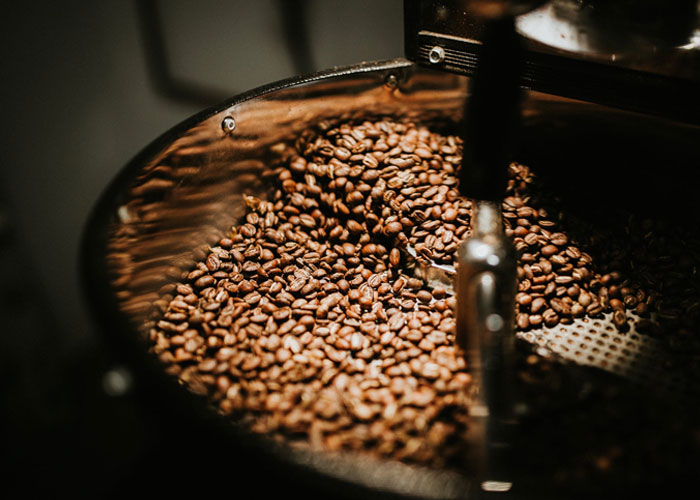 working in the coffee industry