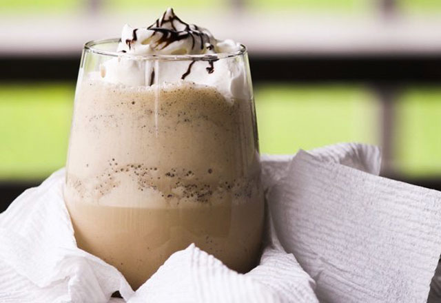 summer coffee drinks milkshake