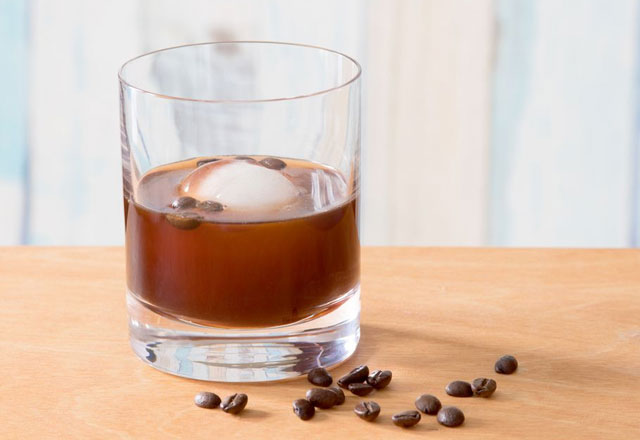 summer coffee drinks old fashioned